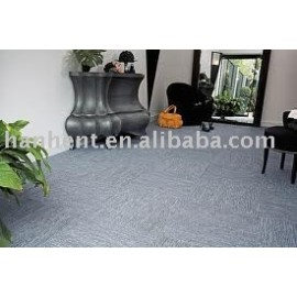 Máquina con pelo insertado pp alfombra / alfombra casino