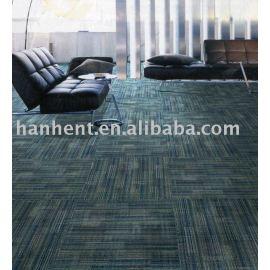 Muti-color de alto bajo loop PP alfombra