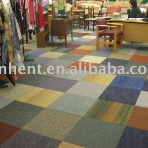 Buen rendimiento PP alfombra