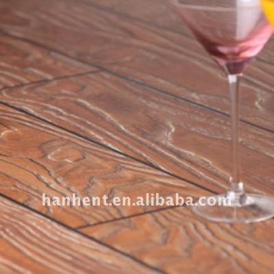 2013 el más nuevo de madera laminada suelos ( HDF / de un solo clic / espiral de la superficie del grano