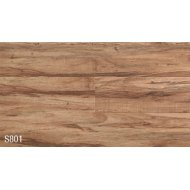 Handscraped plancher stratifié