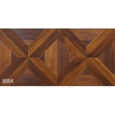 Haut degré de UV résidentiel top qualité gothique Parquet de revêtement de sol stratifié