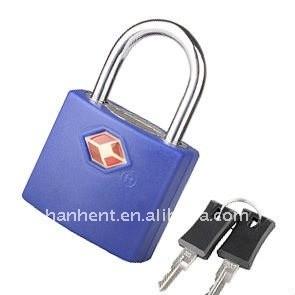 Cierre TSA plástico con llave de 326 - 1