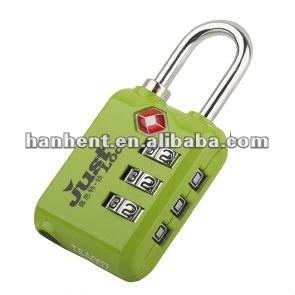 Combinación 3-Dial TSA bloqueo HTL20988