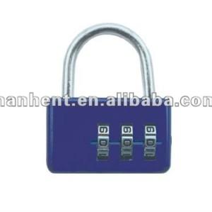 Sin llave cerradura de combinación para armarios