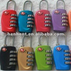 Tsa sin llave cerradura de combinación