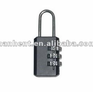 De Metal sin llave buzón cerraduras, Cambiable cerradura de combinación