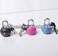 Diseño de la bola redonda cerraduras con claves