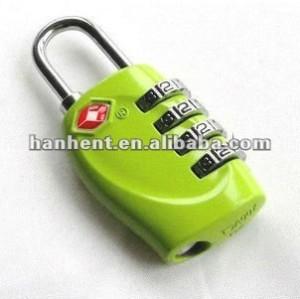 Tsa 330 seguro de equipaje cerradura de combinación