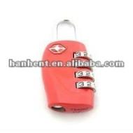 Tas 330 de haute qualité personnalisé bagages serrure