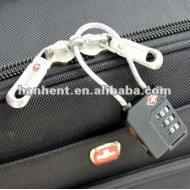 Lady amour bagages serrures pour voyage international
