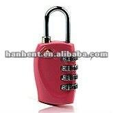 Tsa rosa sin llave equipaje de bloqueo