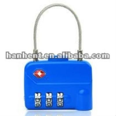 Tsa equipaje / de la cartera cerradura de combinación