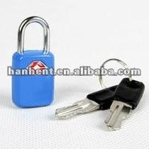 Mini azul buzón de bloqueo con claves