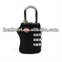 Mini negro buzón de bloqueo