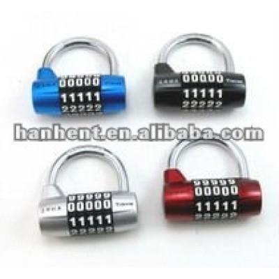 Tsa metal sin llave cerradura de combinación