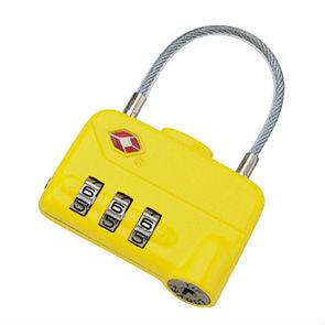 3 Dial de la combinación TSA bloqueo