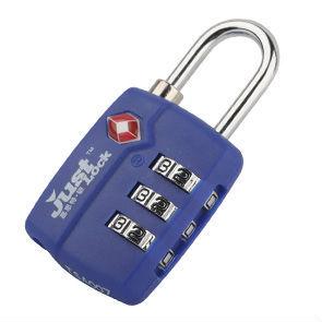 Tsa20989 3-Dail combinación TSA bloqueo