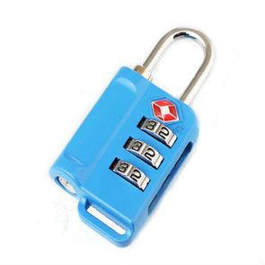 Tsa21103 3-Dail combinación TSA bloqueo