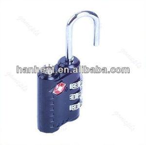 Tsa cerradura de combinación con autoridad calidad 2013