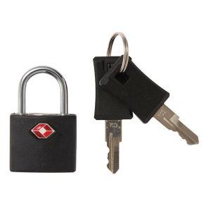 Abs cierre TSA bloqueo con llave