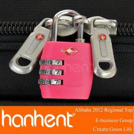 De seguridad TSA del equipaje del candado
