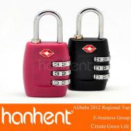 Élastique TSA bagages cadenas