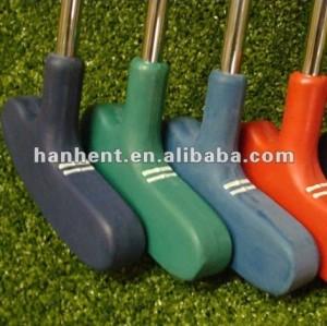 Práctica de goma pelota de golf putters