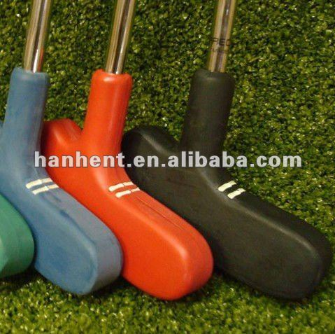 Oem color mini golf putters para los niños