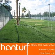 Planchers de China square sport herbe de tennis plancher