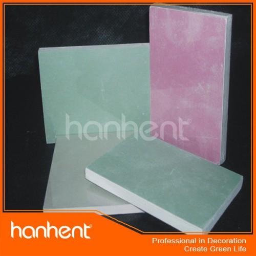 Buena calidad placa de yeso sheetrocks