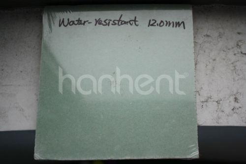 Agua - resistencia a altas temperaturas 12 mm de yeso de placa de yeso