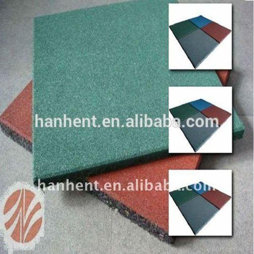 Hermosa& de seguridad cómodo suelodegoma azulejo