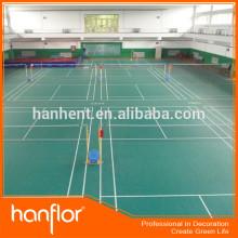 Pvc de alta qualidade vinil pavimentos desportivos para ginásio