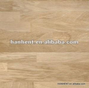 De lujo del pvc tablón para uso comercial, textura de madera de 6