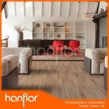 Elegante de madeira cozinha tábuas de vinil