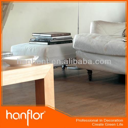 Sala de estar de textura de madera tablón de vinilo