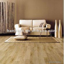 Luxo de madeira pvc prancha