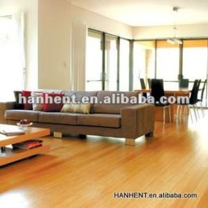 Perfect bamboo diseño del piso de vinilo