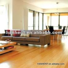 Perfeito bamboo projeto piso de vinil