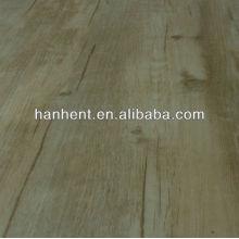 Apartamento textura de madeira pisos de vinil