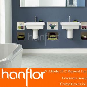 Sala de lavado del pvc azulejo de suelo