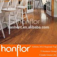 Etanche environnement pvc planchers de bois planche