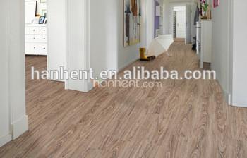 Pvc ambiental impermeable pisos de madera tablón
