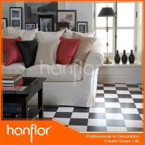 2015 de estilo europeo vinyle azulejos para uso comercial