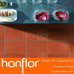 Nuevo diseño a prueba de agua Durable del vinilo del PVC de azulejos