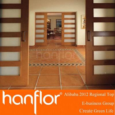 Nouveau Design étanche en bois Look Vinyl Plank