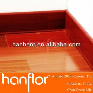 Zócalo de madera textura