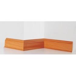 Дешевые текстура древесины пвх плинтус