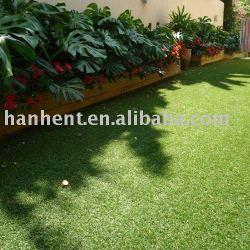Сад в жилых домах искусственная трава